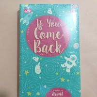Novel IB YOU COME BACK evril