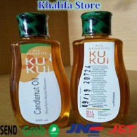 PROMO KUKUI MINYAK KEMIRI BAYI FPENYUBUR RAMBUT FKUKUI CANDLENUT OIL