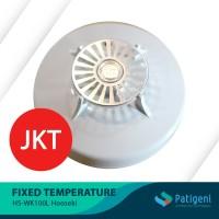 Fire Alarm Fixed Heat Detector Hooseki HS-WK100L