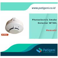 Fire Alarm Smoke Detector Photoelectric Hooseki HS-WT30L