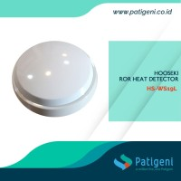 Fire Alarm Rate of rise ROR Heat Detector Hooseki HS-WS19L