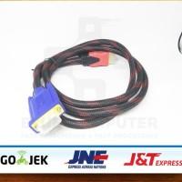 BERKUALITAS KABEL VGA TO HDMI MONITOR LCD / LED (BAGUS DAN MURAH) VGA