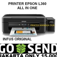SALE EPSON L360 PRINTER-SCAN-COPY SALE