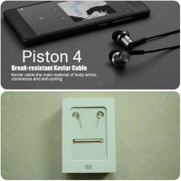Handsfree HF Headset Xiaomi Mi IV Hybrid / Earphone Piston 4 limited