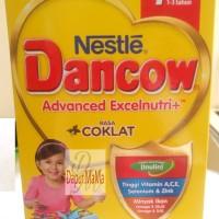 Harga susu dancow 1 plus 1th 3th coklat | Pembandingharga.com