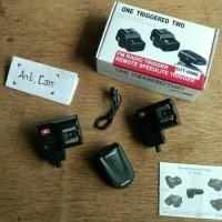 Paling Murah Triger 2 Reciver Untuk Flash External Kamera Dslr Nikon