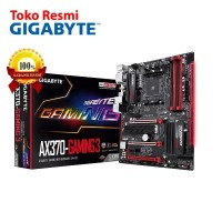 Gigabyte Motherboard ATX Socket AM4 4 x DDR4 - [GA-AX370-Gaming 3]