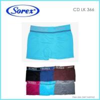 1BOX CD SOREX COWOK PREMIUM /CD BOXER COWO SOREX / SORE Murah