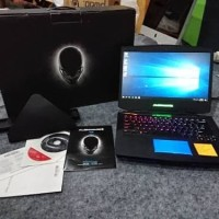 Dell Alienware 14 core i7 Haswell Nvidia GTX Fullset laptop gaming