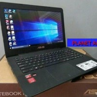 promo PROMO LAPTOP ASUS 14IN X454Y AMD A8 QUAD CORE X4 - 4GB - 500GB