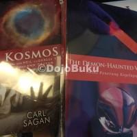Paket Kosmos + The Demon - Haunted World Carl Sagan