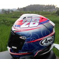 Helm Arai RX7X Pedrosa XL