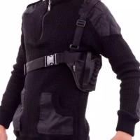 holster terbaik air soft gun utk dada dan pinggang