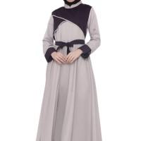 busana muslim wanita JV7 baju muslim branded - gamis cewek syari ori