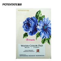 Potentate Water Color Pad - Medium Surface / 270 x 195 mm 300 Gsm 16S