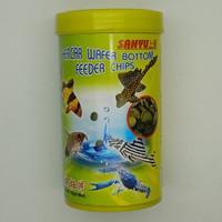 Makanan Ikan Hercar Wafer Bottom Freeder Chips