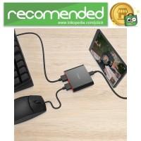 Ipega Bluetooth Adapter Converter Mouse dan Keyboard - PG-9096 - Hitam