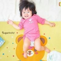 Perlak Organik Waterproof Bayi - Perlak Karet Bayi Anak - Blue Star