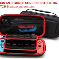 Tas Hardcase Hard Pouch Travel case untuk Nintendo Switch