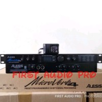 EFFECT VOCAL ALESIS MICROVERB 4 MADE IN Malaysia