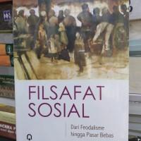 FILSAFAT SOSIAL