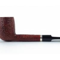 Savinelli Professor Rusticated 701 (6mm) - Pipa Cangklong Briar Pipe