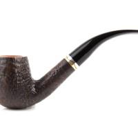Savinelli Onda Sandblasted 602 (6mm) - Pipa Cangklong Briar Wood Pipe