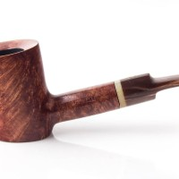 Savinelli Dolomiti Smooth 311 (6mm) - Pipa Cangklong Briar Wood Pipe