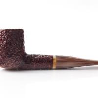 Savinelli Dolomiti Rusticated 106 (6mm) Pipa Cangklong Briar Wood Pipe