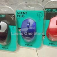 Logitech Mouse Wireless M331 Silent Plus