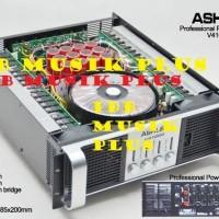 Power 4 Channel Ashley V41000 / V 41000 ORIGINAL Garansi Resmi
