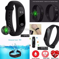PROMO Mi Band 2 looks M2 SmartBand Smartwatch Heart OLED