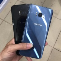Samsung Galaxy S8+ duos (4G) Ram 4/64 GB kondisi bekas Fullset