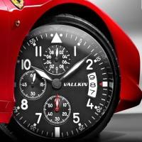 Jam tangan pria merk Vallkin 2018