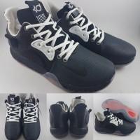 7b9843cd508b7 Sepatu Basket Nike Kevin Durant XI KDXI Low Black White Hitam