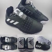dded9c543f4bd Sepatu Basket Adidas James Harden XIII Volume 3 Low Cosmos Black White