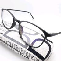 kacamata korea ultem dan lentur gratis lensa Terbaik