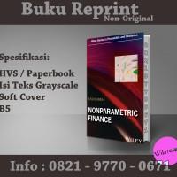 Nonparametric Finance (2018) - Jussi Klemelä (Buku Import/Reprint)