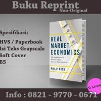 Real Market Economics (2018) - Philip Rush(Buku Import/Reprint)