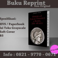 Power and public finance at Rome (264-49 BCE) (Buku Import/ Reprint)
