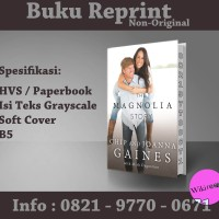 The Magnolia Story - Chip Gaines (Buku Amazon/ Reprint/ Buku Import)