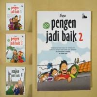 Seri komik islami buku pengen jadi baik jilid 4