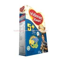 Vidoran Xmart Milk 5 Plus Rasa Coklat Susu Untuk 5-12ta Limited