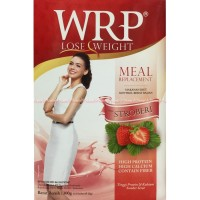 Wrp Lose weight Meal Replacement Susu WRP Rasa Stawberr Diskon