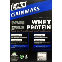 Susu LMen Coklat L-men Gainmass whey protein coklat Sus Diskon
