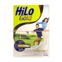 Hilo Gold Original Susu Formula Milk Kalsium 500gr Susu Limited