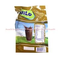 Hilo Susu Choco Hazelnut 10 Sachet Susu Bubuk Rendah Le Berkualitas