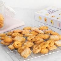 Ellenka Fiber Cream Dus 450 gr serat pangan rendah kalo Berkualitas
