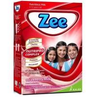 Susu Zee Nutripro complex swizz strawberry ZEE regular Murah