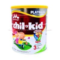 Morinaga Chil Kid Vanila 3 Platinum Chil-kid 1-3tahun S Limited